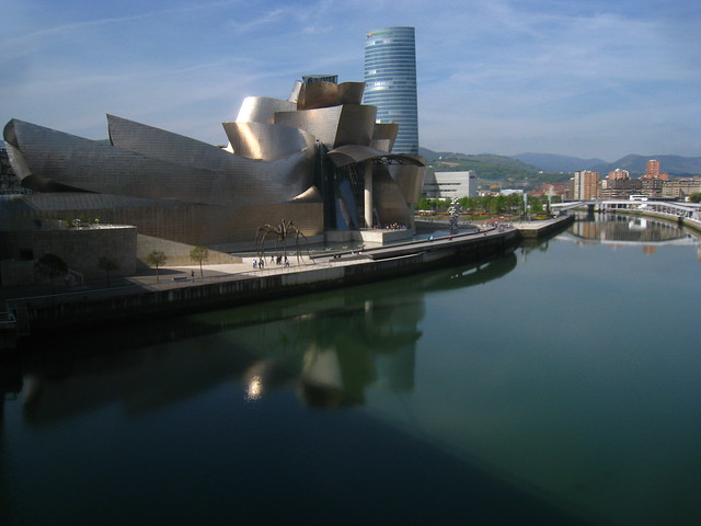 Guggenheim and the Nervion