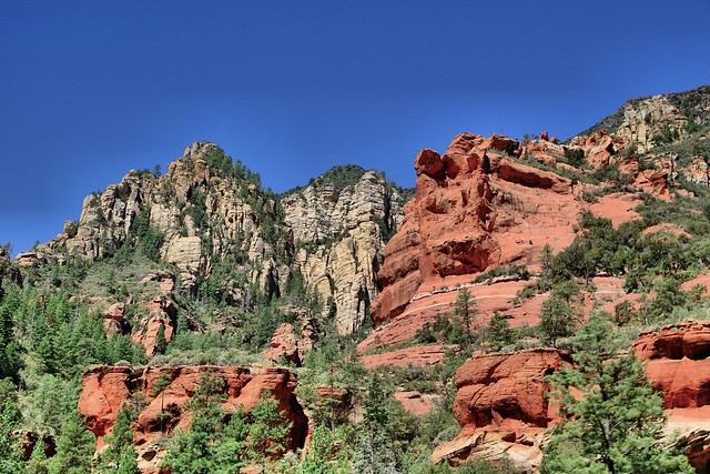 Oak Creek Canyon HDR 20130617