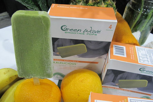Reinvented Frozen Treats, Green Wave Smoothies - Kalelicious Smoothie Pops (14)
