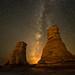 Navajo Trail Milky Way