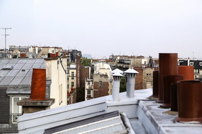 Montmartre chimney pots