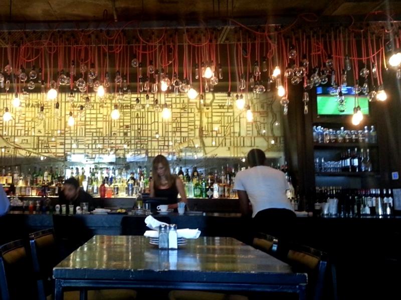 O&B bar