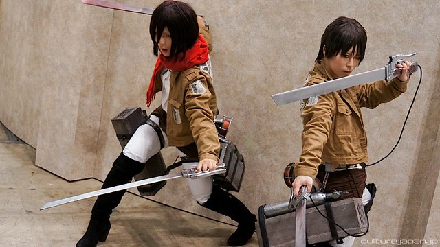 Attack on Titan Merchandise | Flickr - Photo Sharing!