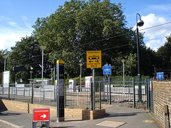 Picture of Wandle Park Tram Stop