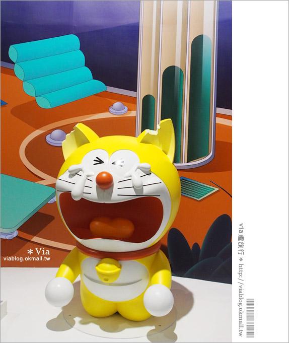 【高雄哆啦a夢展覽2013】來去高雄駁二藝術特區~找哆啦A夢旅行去!8