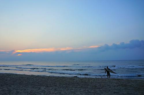 morning light summer vacation sunshine clouds sunrise nc sand surf surfer candid sony kurebeach beachscape nex flipmode79 nex5n