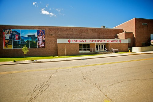 Indiana University Kokomo Gymnasium