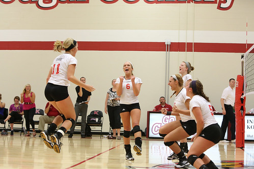 IU Kokomo Women's Volleyball vs Point Park University