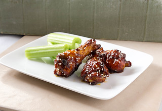 Ohana's Coriander Chicken Wings