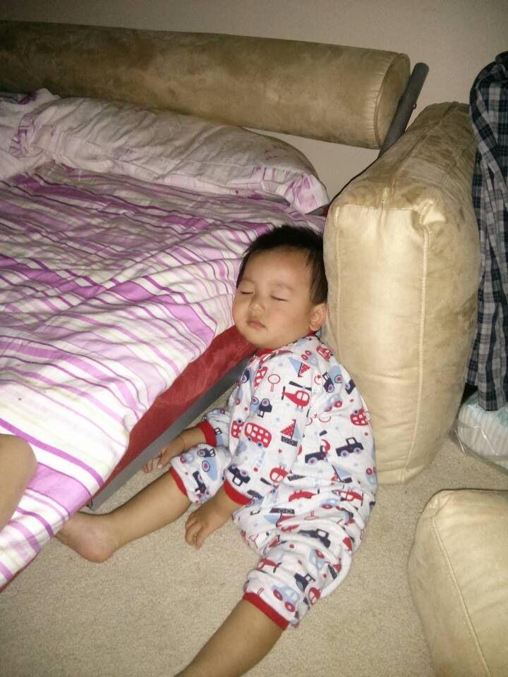 改良的宝宝入睡训练