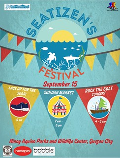 Seatizen's Festival Main Poster
