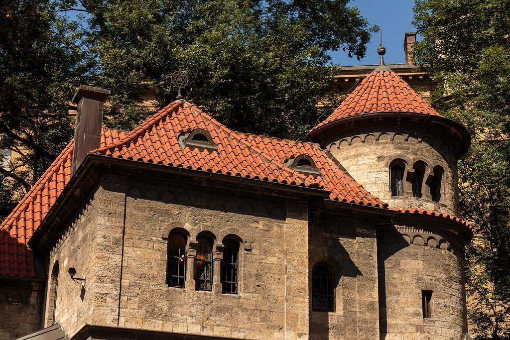 בית כנסת יהודי בפראג