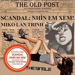 Miko Lan Trinh – Scandal: Nhìn Em Xem (2013) (MP3) [Digital Single]