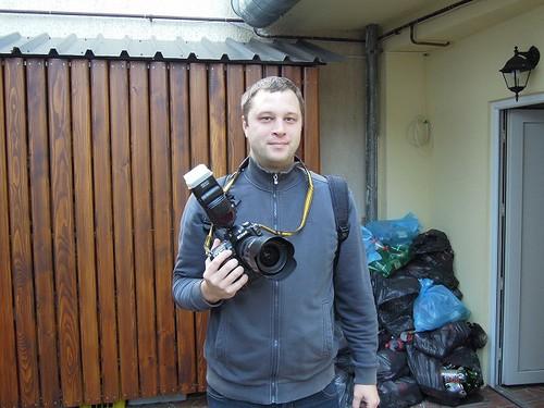 カメラマン Matija