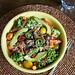 Carnita Salad with Citrus Chipotle Dressing