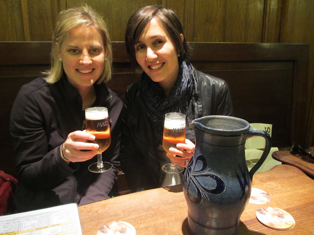 Lambic beers in Brussels