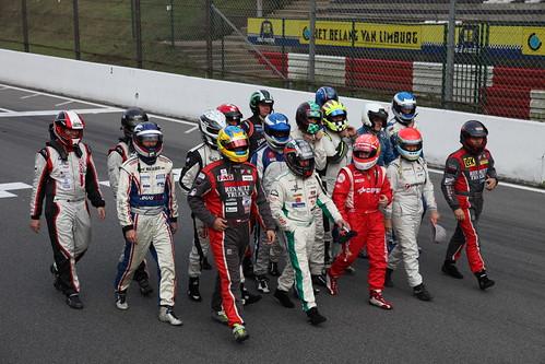 Pilotos FIA Campeonato de Europa de Camiones 2013