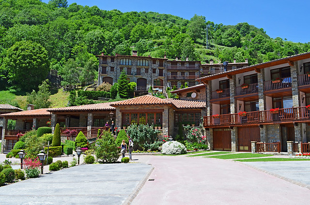 Hotel La Coma, Setcases, Pyrenees, Catalonia, Spain