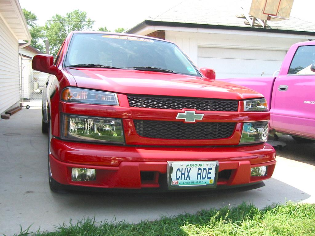 2004 Chevy Colorado Clean Cut Creations Vintage Auto Works