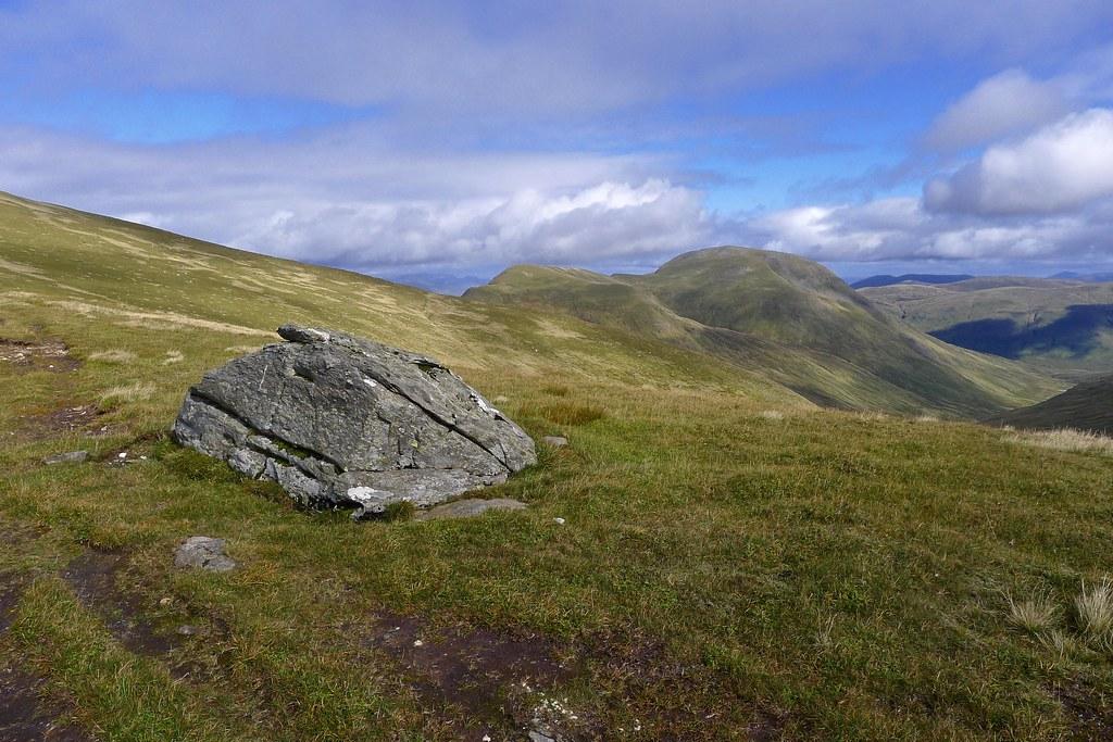 Towards Beinn a'Chreachain