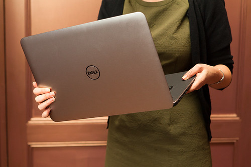 NEW DELL LAPTOP TABLET