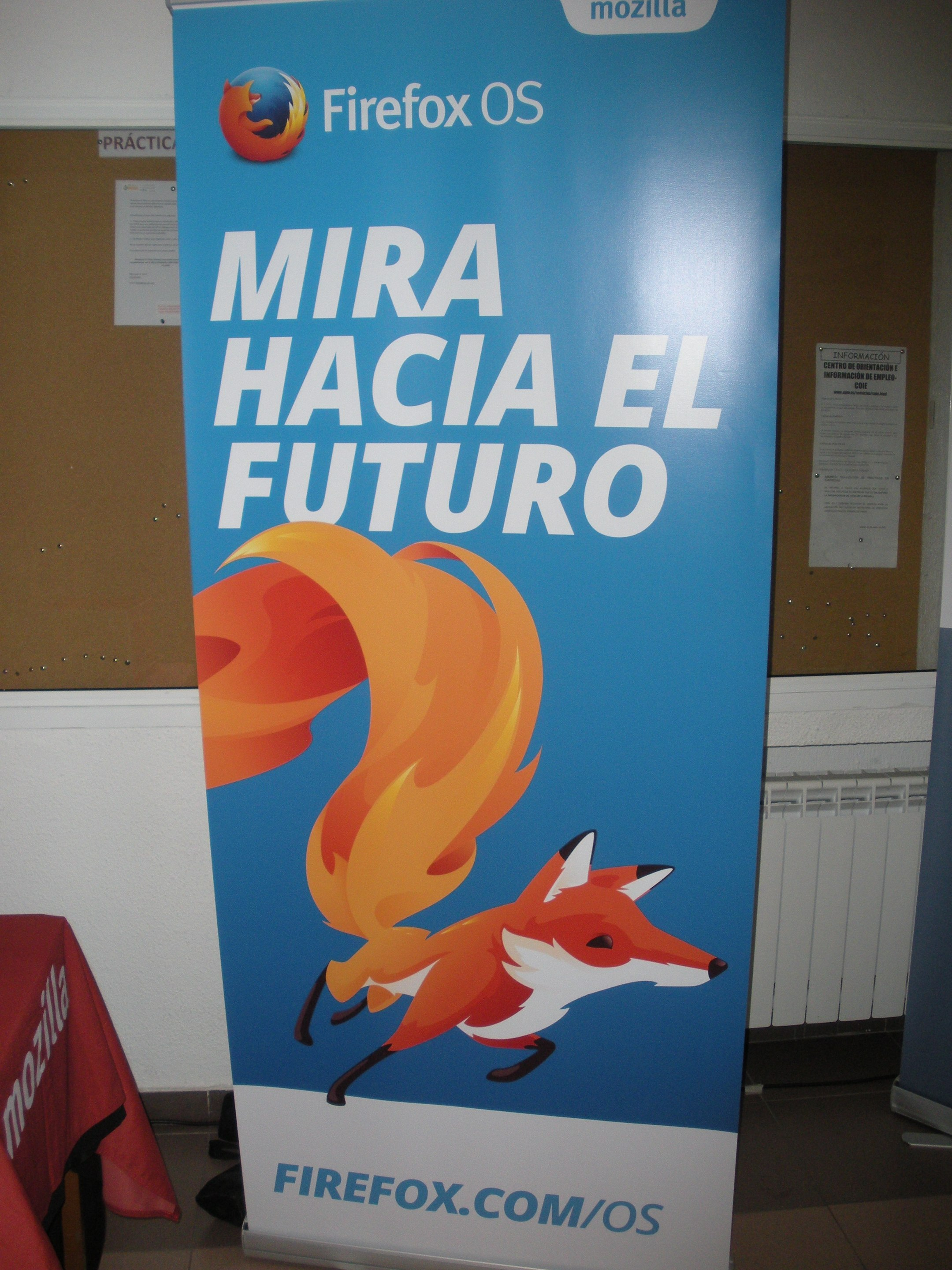 Roll Up FirefoxOS