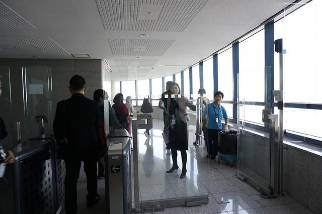 Korean Air Building - Korea - Aviation Facility Tour - asian on air blogger