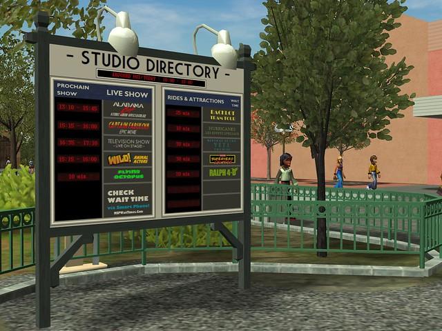 Miramar Studios Park - Studio Directory
