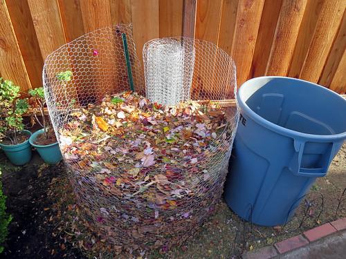 Hot Compost Start 2