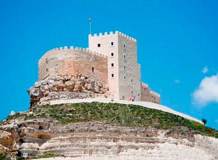 Residencia Real del Castillo de Curiel (Curiel de Duero, Valladolid)