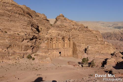 world travel sunset heritage clock tourism rock architecture treasure petra visit unesco jordan monastery deir addeir alkhazneh nabataeans