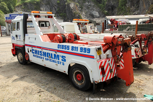 Scammell S26 - Q659 PES