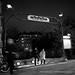 Paris la nuit : la sortie du métropolitain
