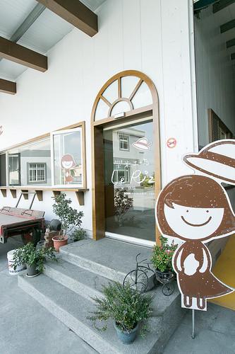 烘焙坊門口1_樂米工坊