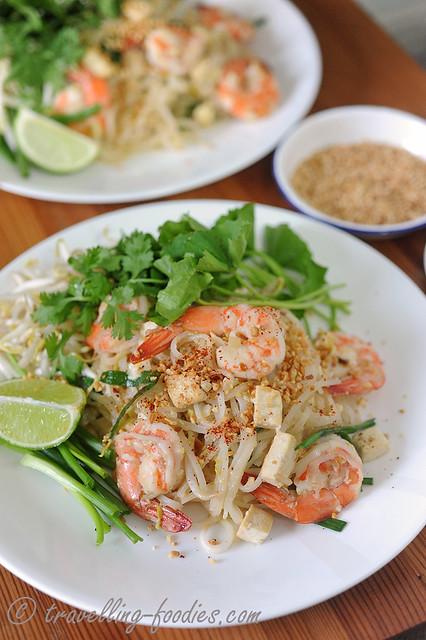 Thais Bristle at Australian's Take on Thai Cuisine - The ...