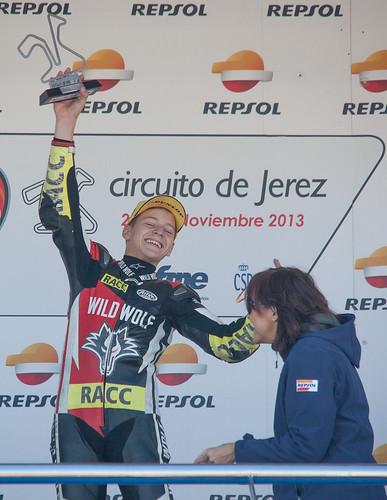 Fabio Quantarano campeon del CEV 2013