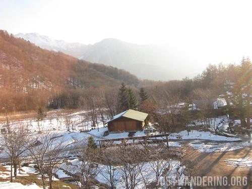 View from Shin-Hotaka Ropeway