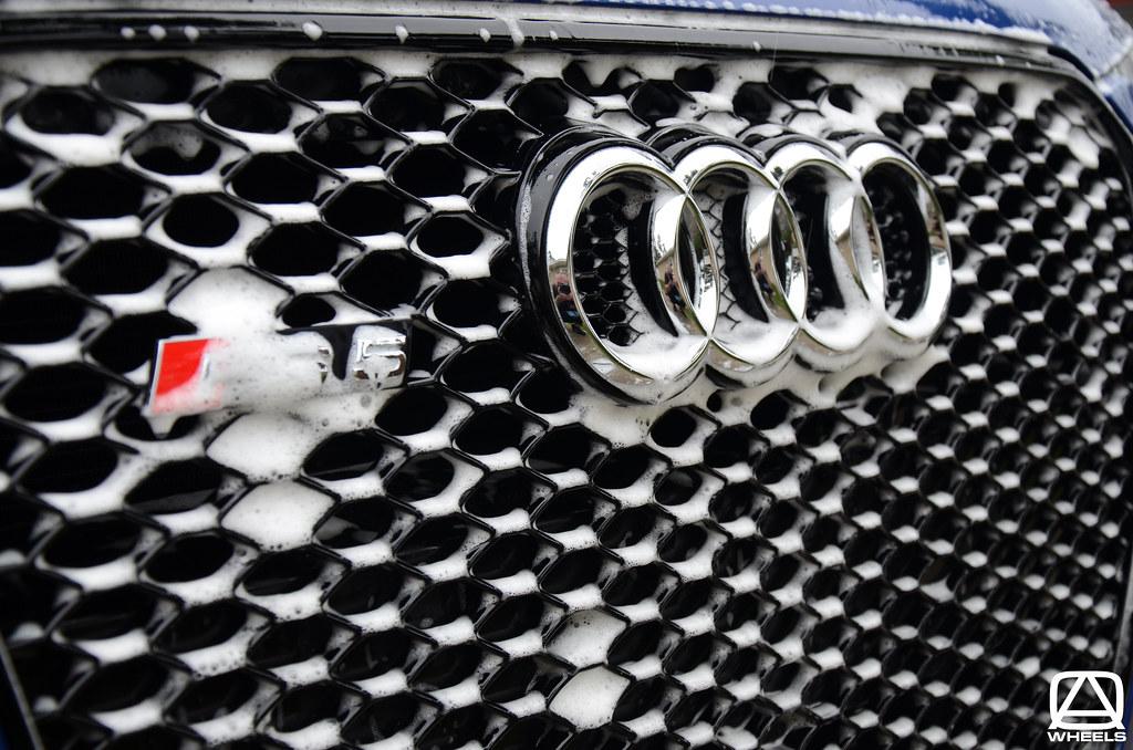 Audi RS5 Detail   aowheels