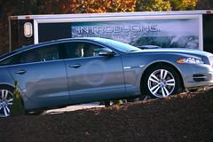 automobile(1.0), automotive exterior(1.0), executive car(1.0), wheel(1.0), vehicle(1.0), performance car(1.0), automotive design(1.0), rim(1.0), jaguar xf(1.0), land vehicle(1.0), luxury vehicle(1.0),
