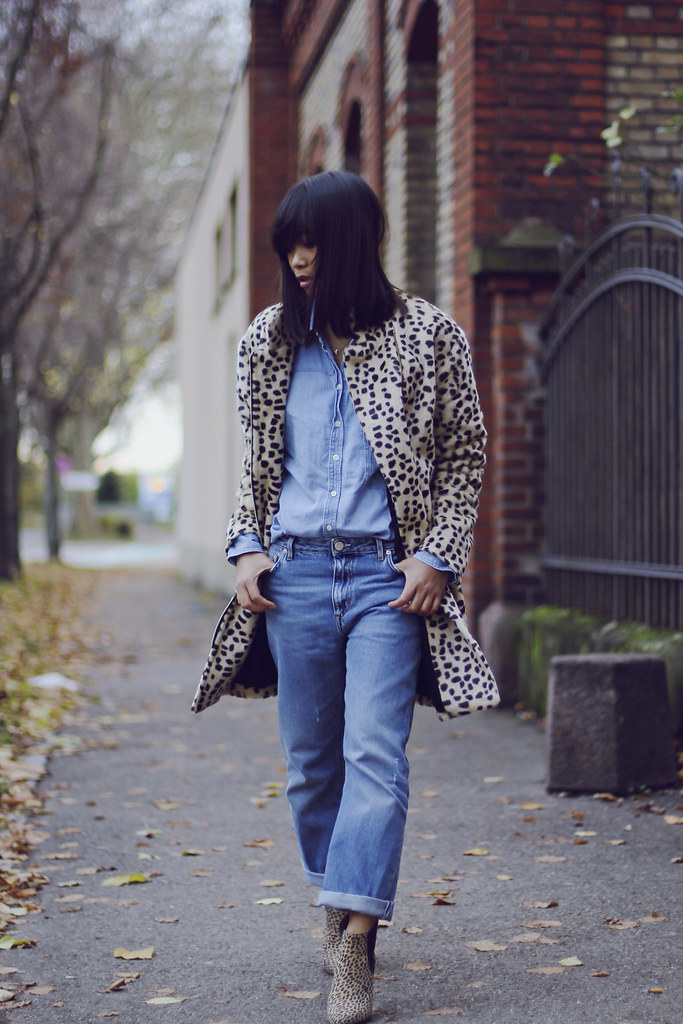 isabel-marant-leopard-boots- by-malene-birger-leopard-coat-acne-pop-jeans