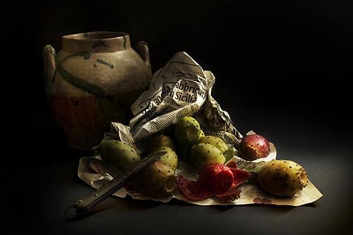 """""""Natura Silente"""" la mostra di Santo Mongioì alla Galleria Fiaf di Valverde$"""