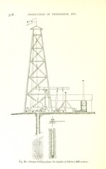 """British Library digitised image from page 370 of """"Petroleum: a treatise on the geographical distribution and geological occurrence of petroleum and natural gas ... By B. Redwood, assisted by G. T. Holloway, and other contributors ... With maps, etc"""""""