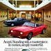 1989 Avanti Coupe  and Convertible