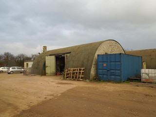 Gosfield Airfield, Essex, Dec 2013
