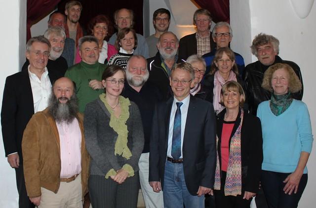 SPD Seefeld: Aufstellung der Gemeinderatsliste, 12.12.2013