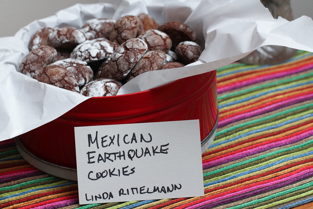 Mexican Earthquake Cookies on Food52