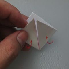 วิธีการพับกระดาษเป็นรูปกระต่าย 008