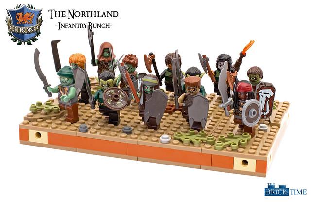 Infantry Bunch