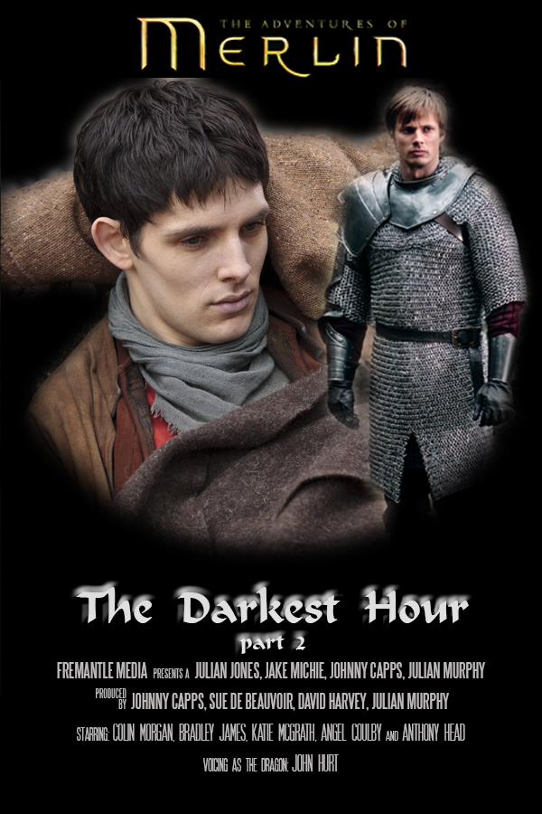 the darkest hour - part 2