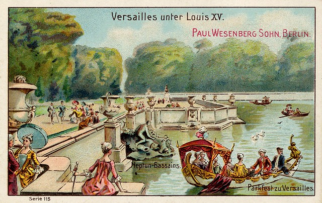 paul Wesenberg Sohn Berlin  Versailles Louis XV (6)